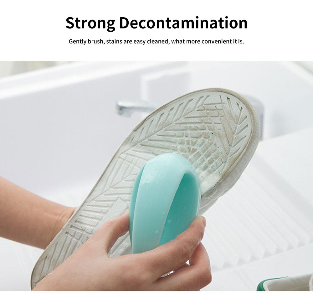 Soft Brush For Washing Clothes, Multifunctional Laundry Brush, Shoe Brush 2