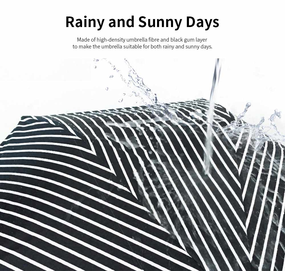 5 Folding Umbrella With Light Weight, Anti-UV Umbrella  For Rainy And Sunny Days 1