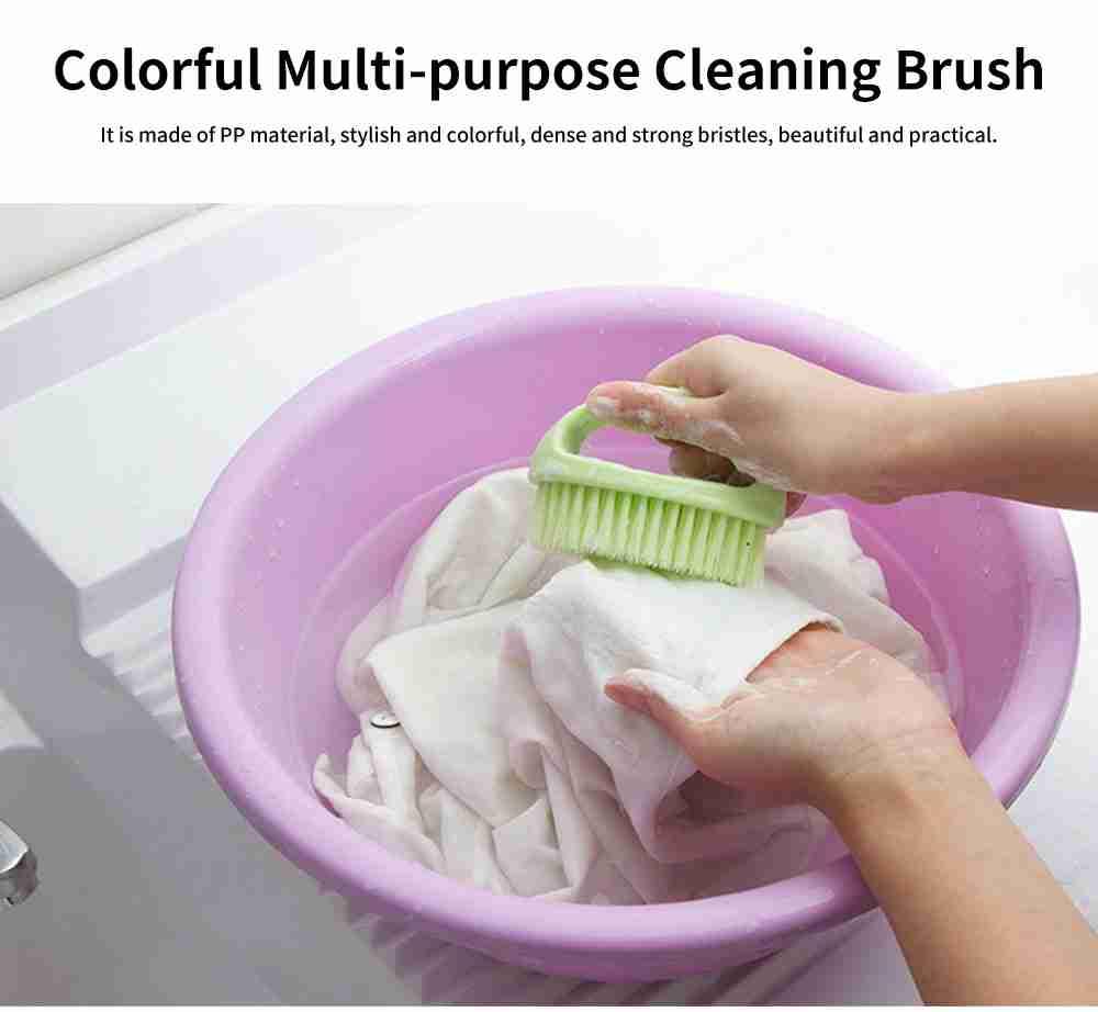Soft Brush For Washing Clothes, Multifunctional Laundry Brush, Shoe Brush 1