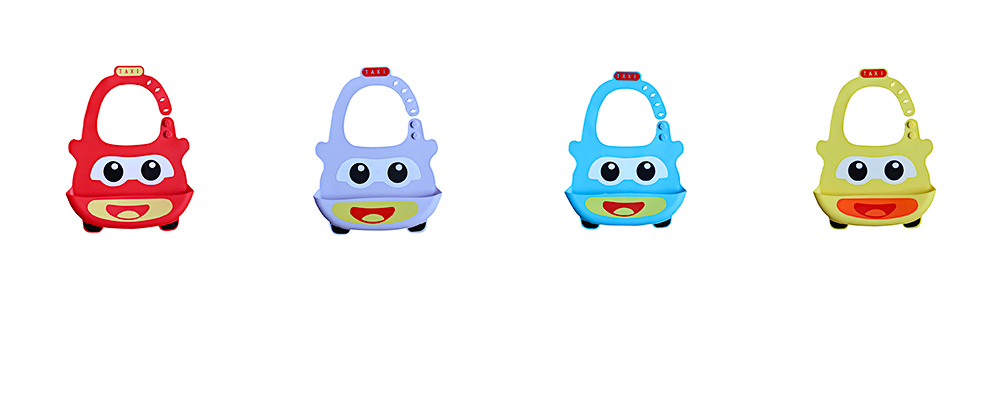 Disposable Baby's Bibs, Leakage Preventing Silicone Waterproof  Bib 9