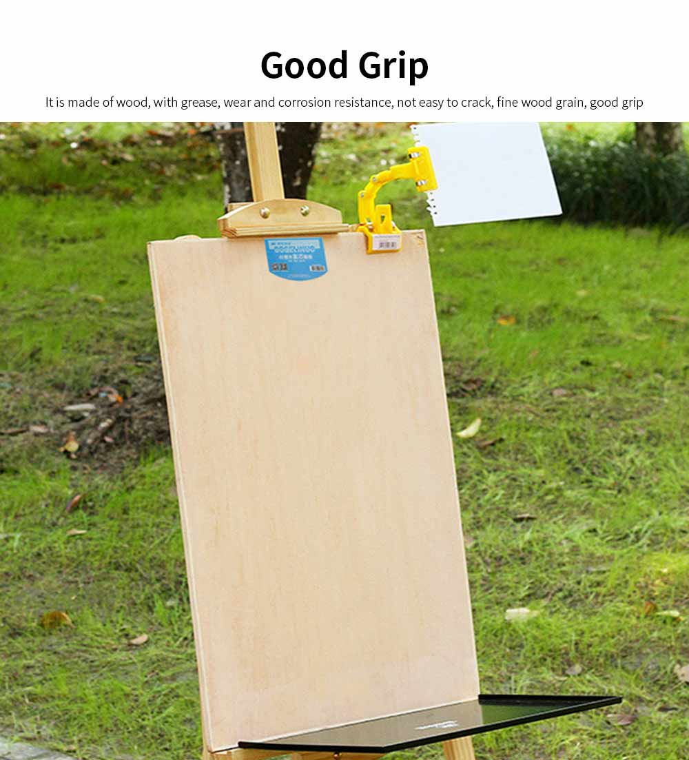 Wooden Sketch Drawing Easel, Beginner 4K Sketch Drawing Professional Art Drawing Easel Set 5