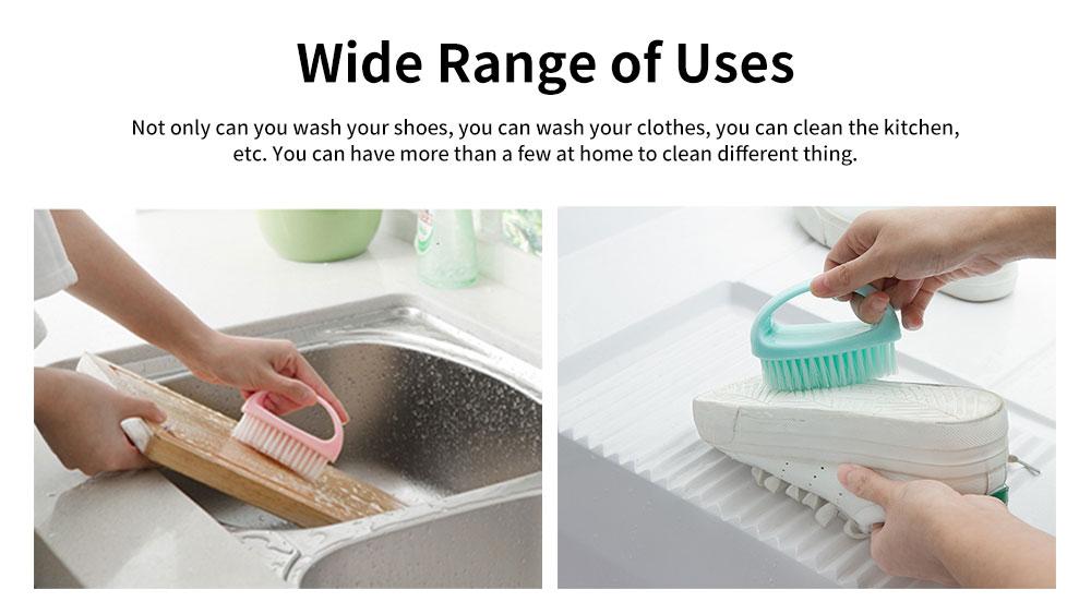 Soft Brush For Washing Clothes, Multifunctional Laundry Brush, Shoe Brush 4