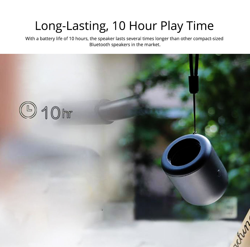 Home Outdoor Portable Mini Bluetooth Speaker for Company Gift 3