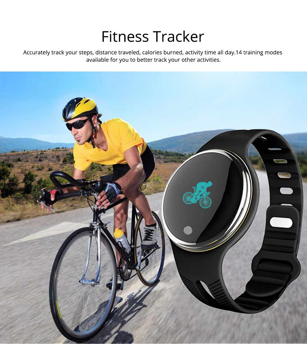 IP67 Waterproof Bluetooth Smart Bracelet Watch for Outdoor Cycling GPS Sports 2