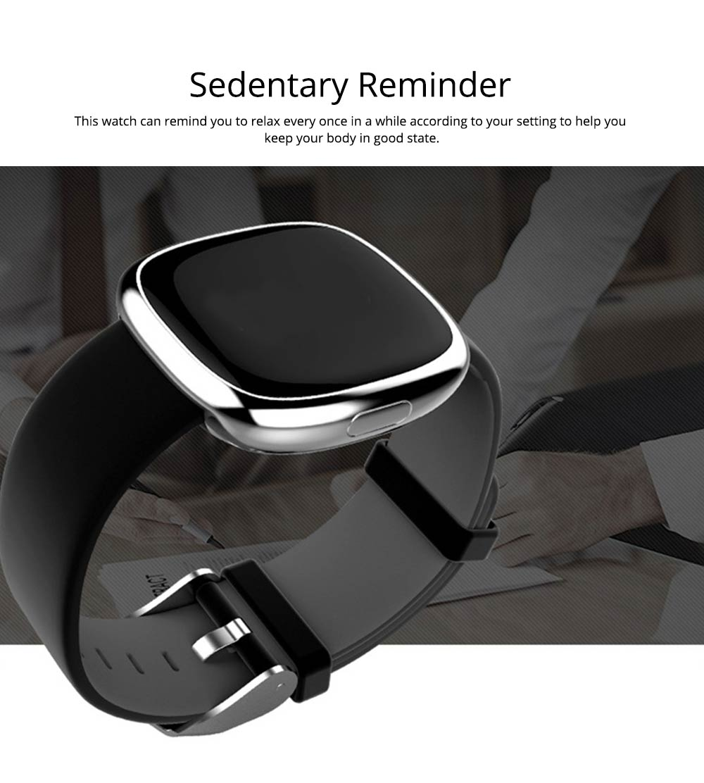 Fashion Smart Universal Watch Fitness Tracker for GPS Positioning Function and Heart Rate Monitoring 8