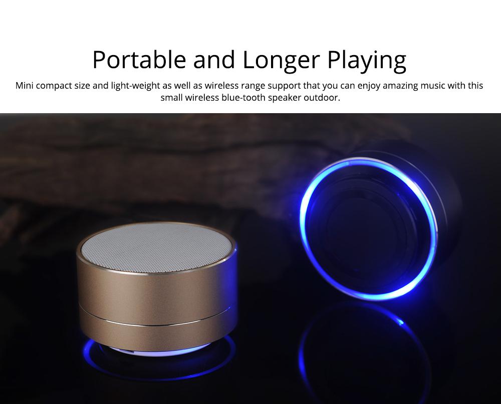 Wireless Bluetooth Speaker Outdoor Portable Mini Card Audio Phone Computer Speaker for iPhone iPad PC 7