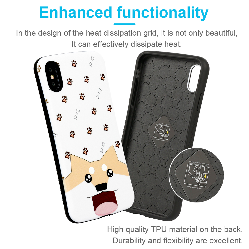 For Apple iPhone XS Max 6.5'' Shell Original iface Mall Heavy Duty Shockproof Protective Case Cover Skin New Arrival ON SALE 1
