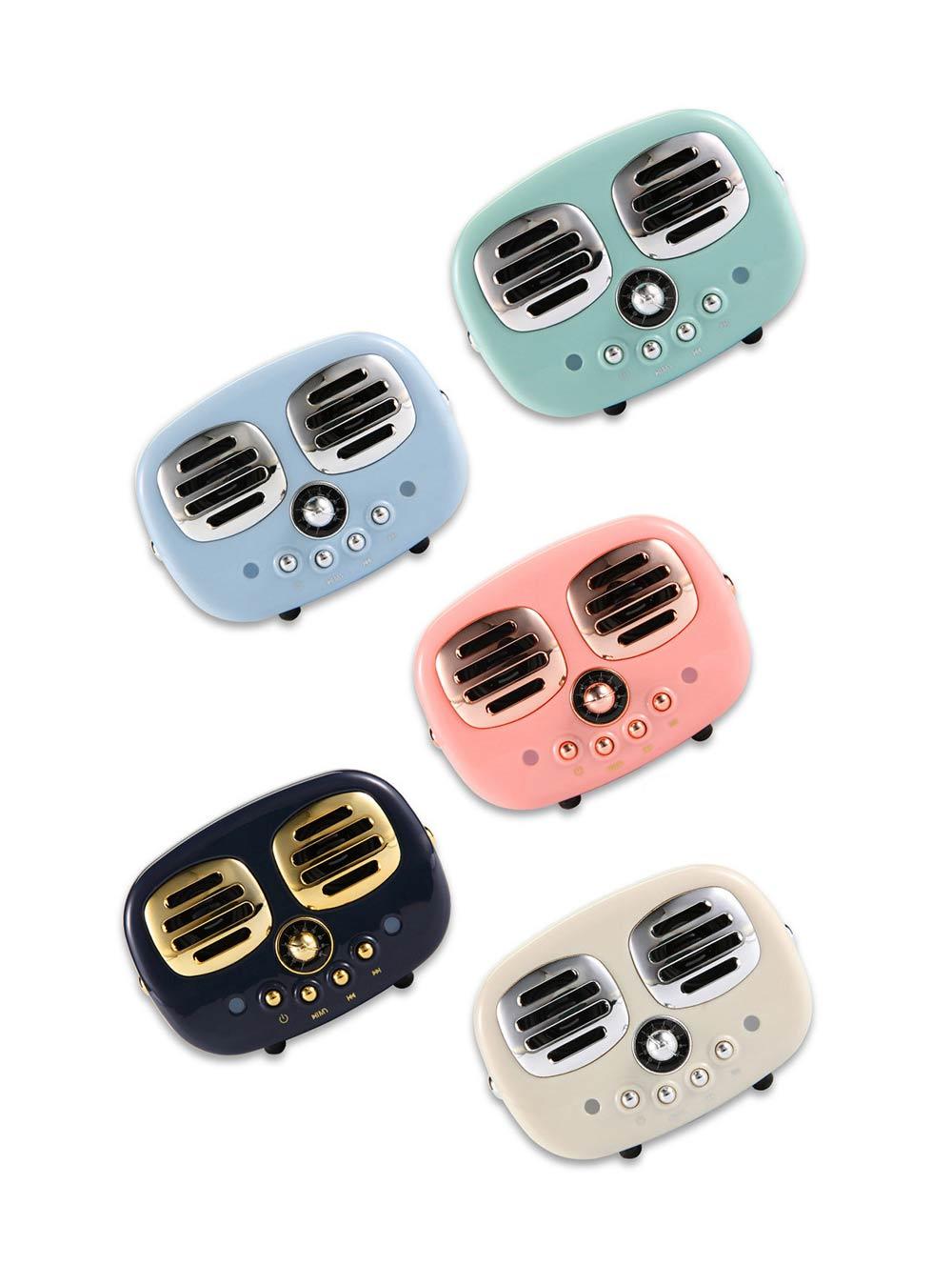 Creative Mini Portable Bluetooth Speaker With SD Card Slot, TF Card Insert Or USB Input 13