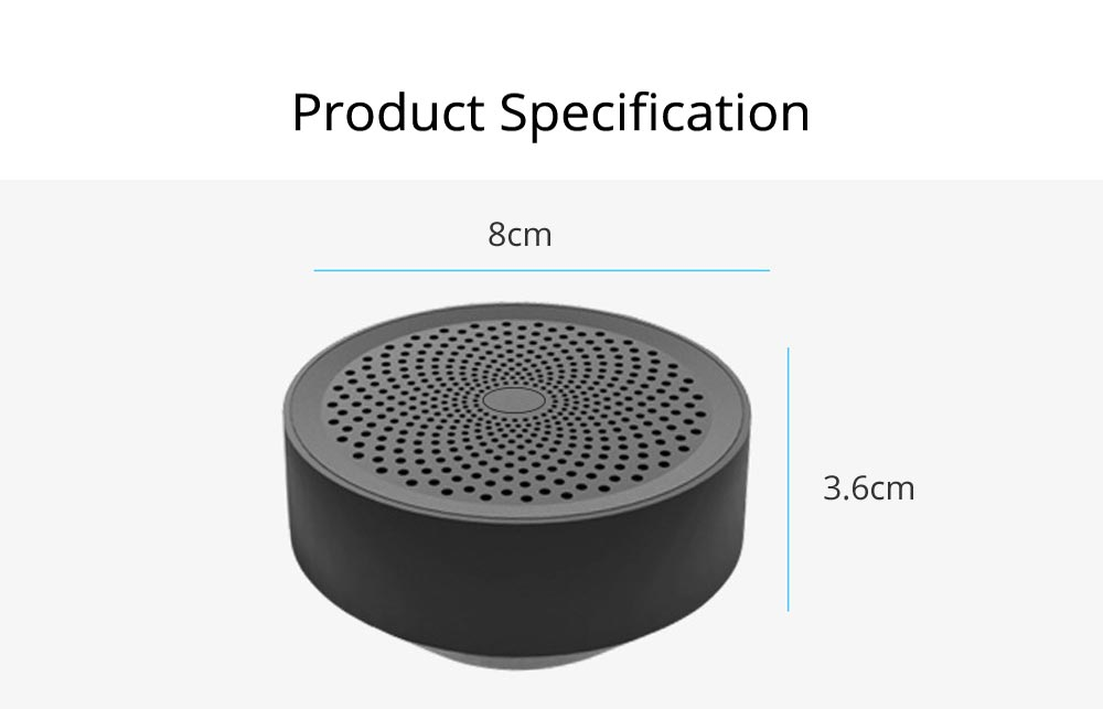 Portable Outdoor Bluetooth Speaker, Wireless Mini Card Speaker for iPhone iPad PC 7