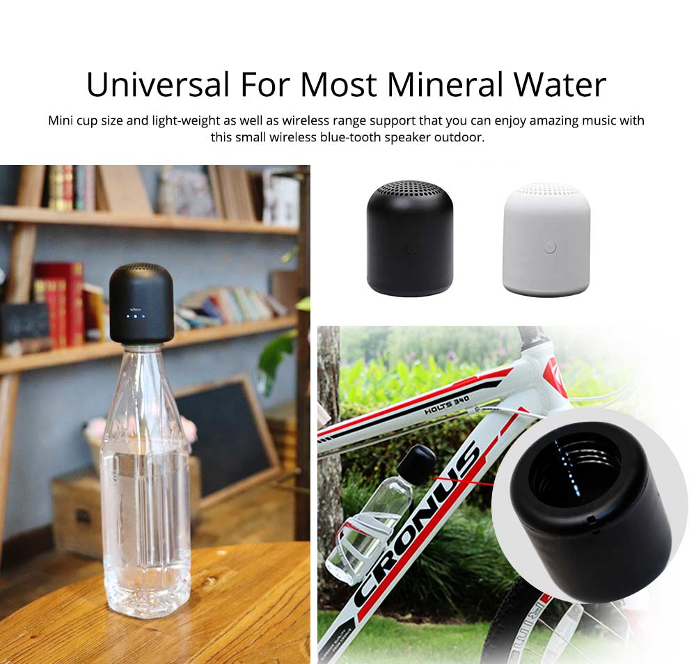 Home Outdoor Portable Mini Bluetooth Speaker for Company Gift 5
