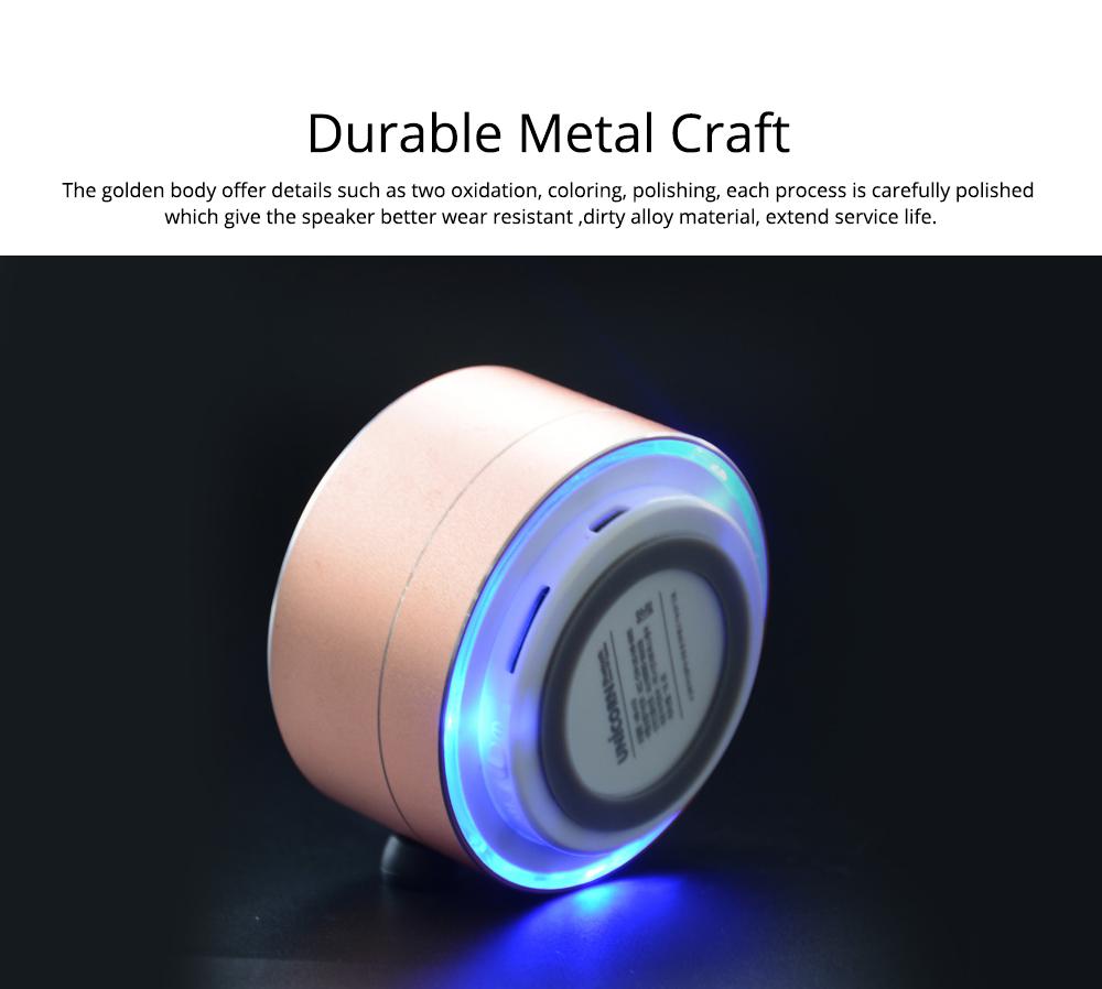 Wireless Bluetooth Speaker Outdoor Portable Mini Card Audio Phone Computer Speaker for iPhone iPad PC 1