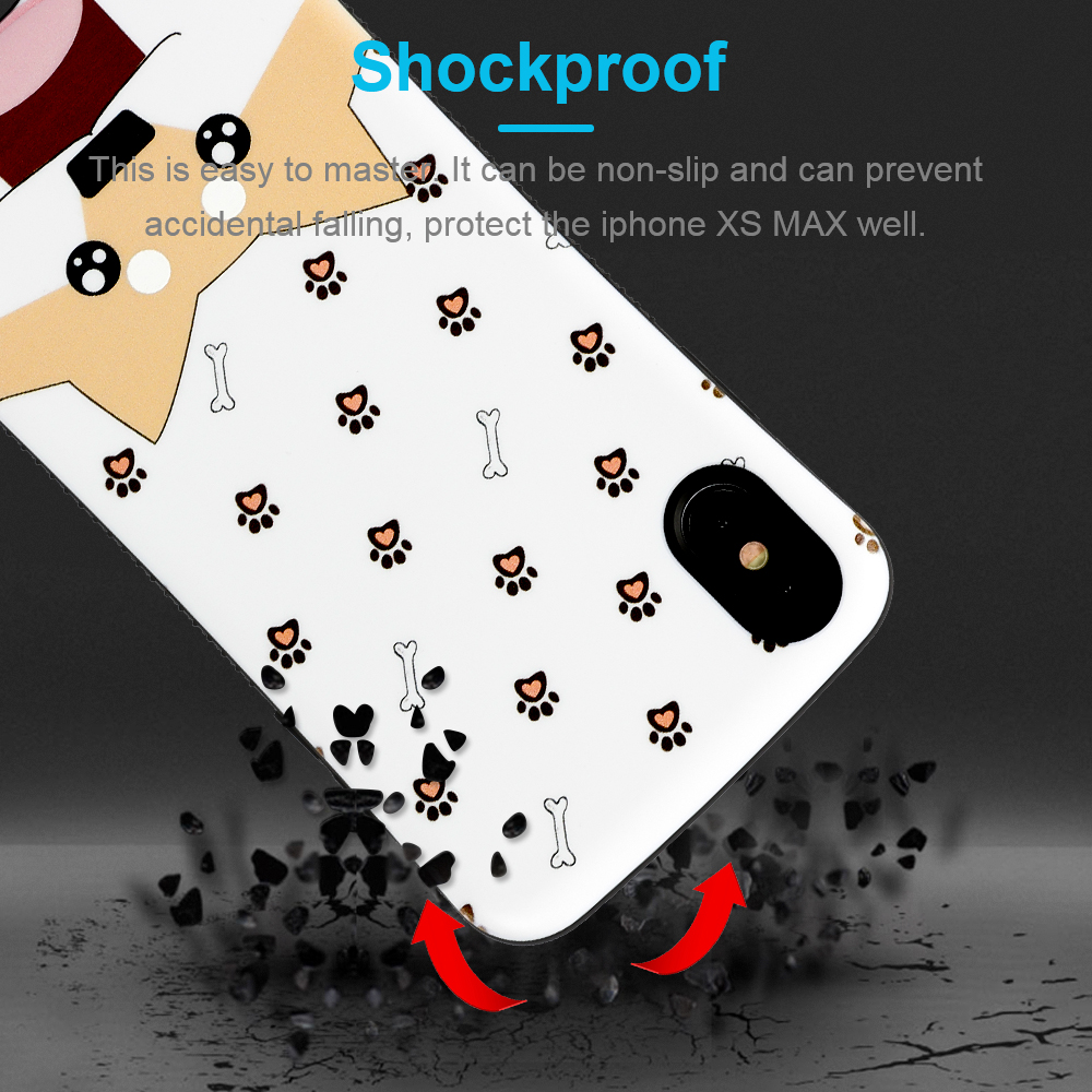 For Apple iPhone XS Max 6.5'' Shell Original iface Mall Heavy Duty Shockproof Protective Case Cover Skin New Arrival ON SALE 3