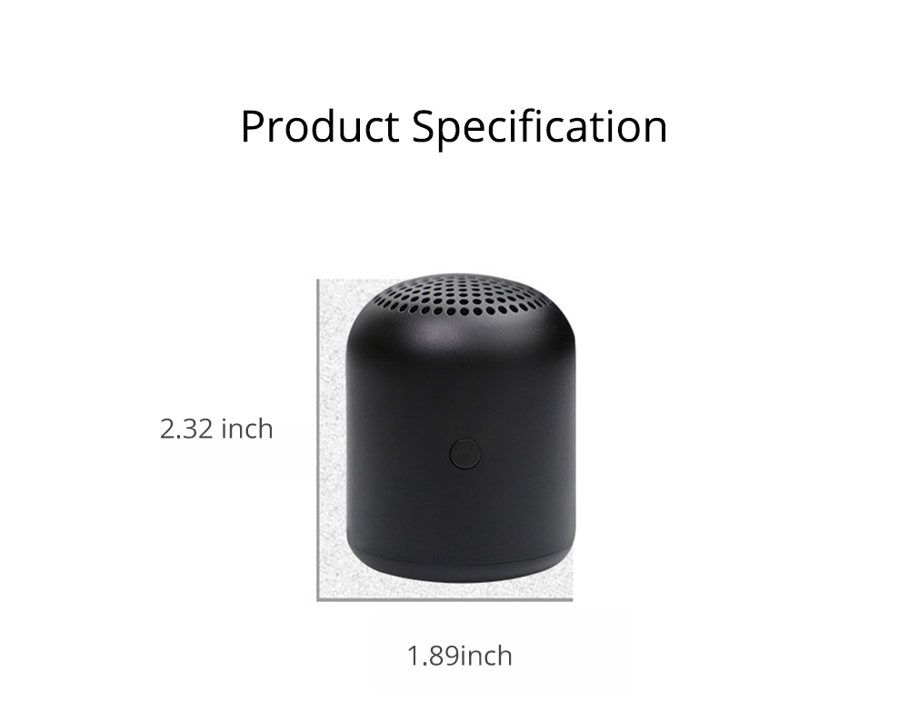 Home Outdoor Portable Mini Bluetooth Speaker for Company Gift 6