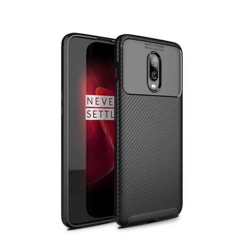 Spessn Carbon Fiber Cover Anti-Scratch Shockproof Skin Case for OnePlus 6T Shell 3 Color ON SALE 6