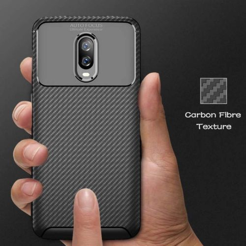 Spessn Carbon Fiber Cover Anti-Scratch Shockproof Skin Case for OnePlus 6T Shell 3 Color ON SALE 4