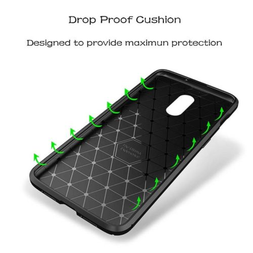 Spessn Carbon Fiber Cover Anti-Scratch Shockproof Skin Case for OnePlus 6T Shell 3 Color ON SALE 3