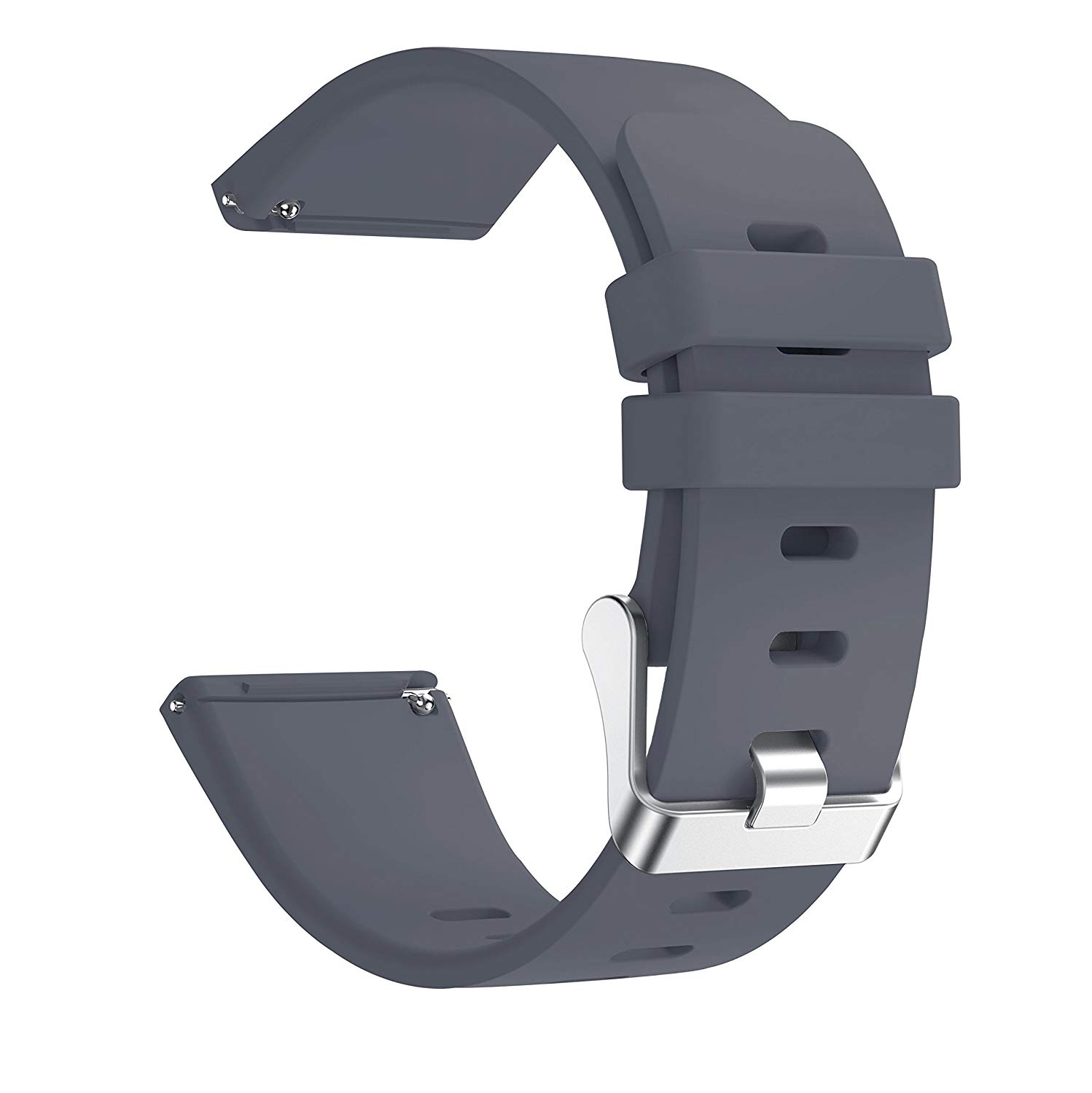 For Fitbit Versa Tracke Replacement Strap Soft Sport Silicone Watch Band Wristband Bracelet for Fitbit Versa Smart Watch On sale 8