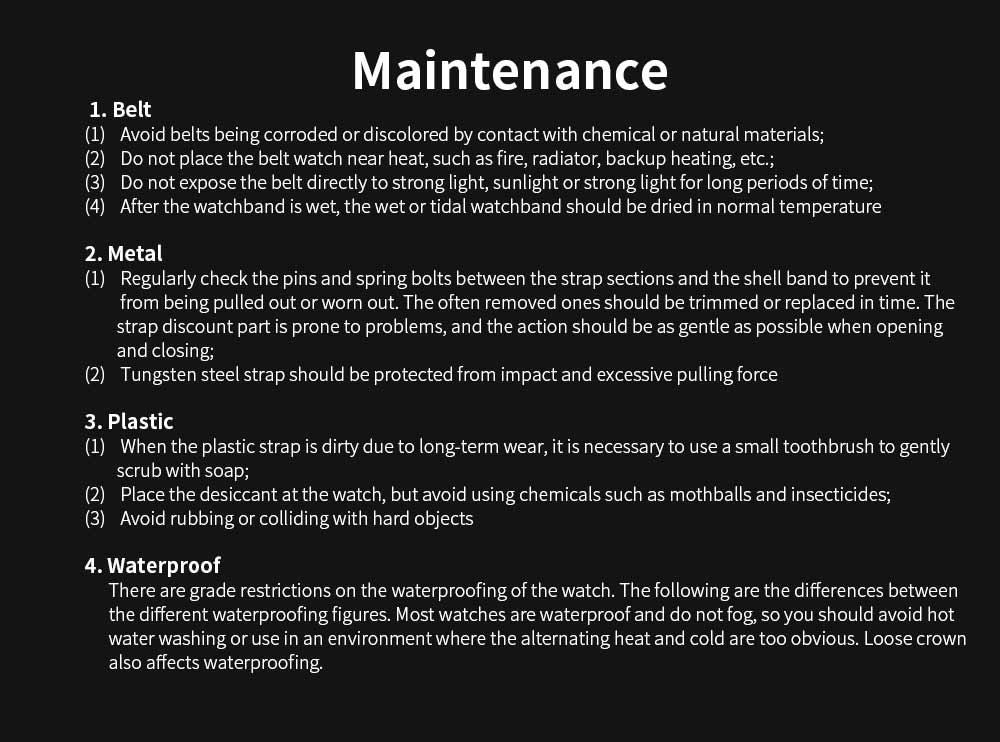 Outdoor Sports Watch, Multi-function Electronic Water Resistant Digital Quartz Wrist Watch 7