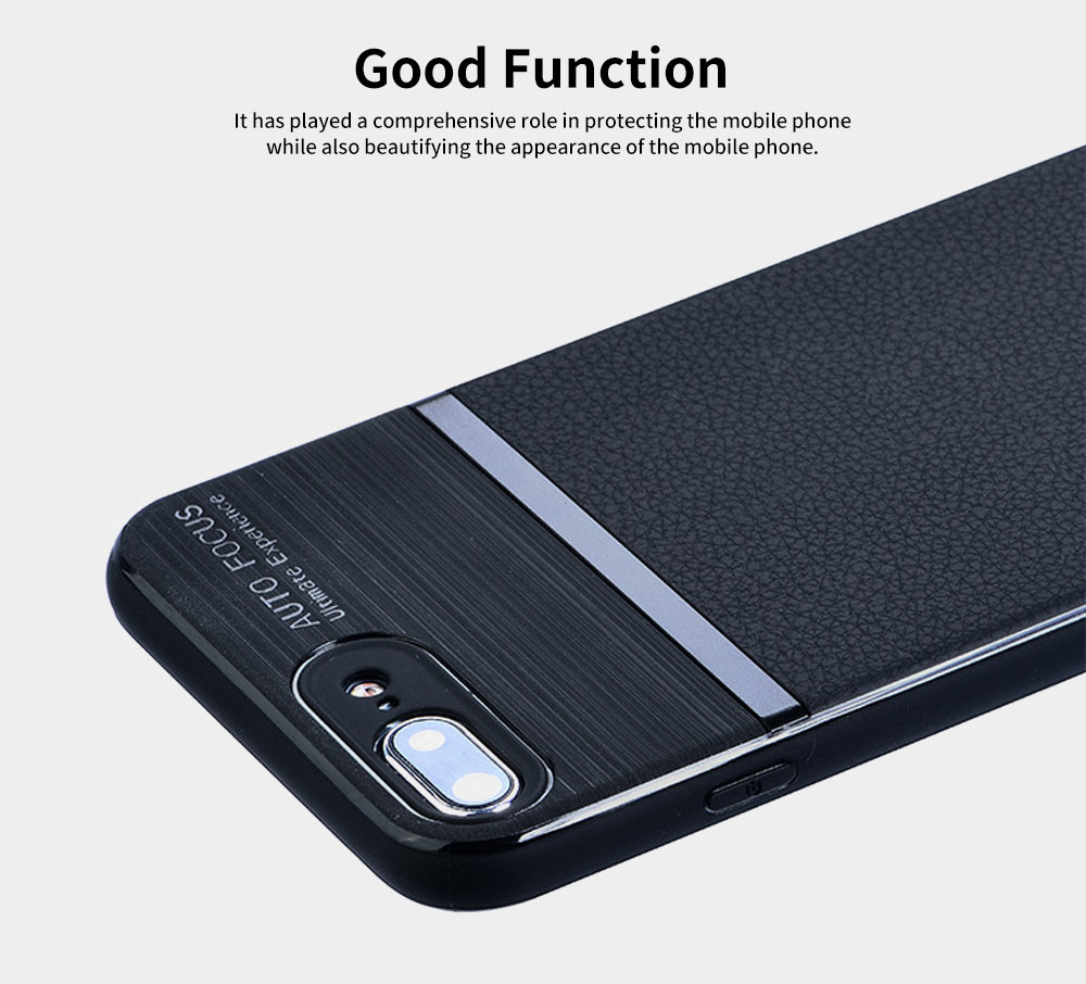 Solid Color Phone Case for OPPO, Samsung, vivo, xiao mi, Soft Comfortable Shockproof Case with Full-body Protection 4
