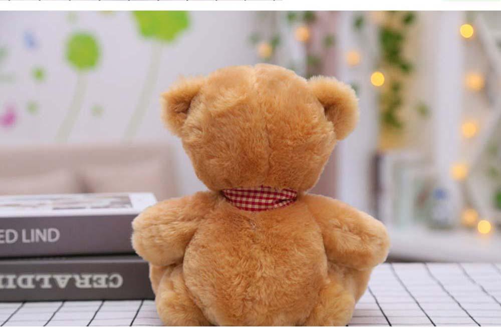 Teddy Bear Plush Toy, Girls Children Birthday Gift, Company Wedding Gift Doll 5