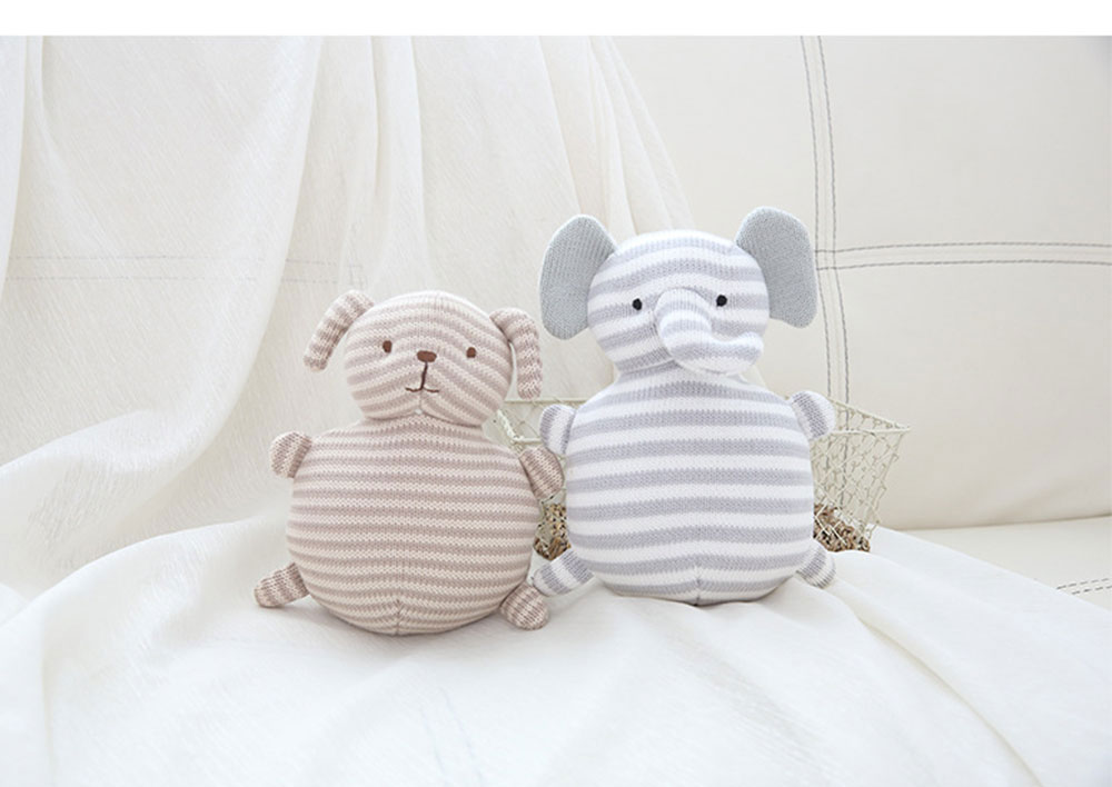 Ins New Creative Cotton Yarn Comfort Cotton Dolls For Baby Accompanying Sleeping 6