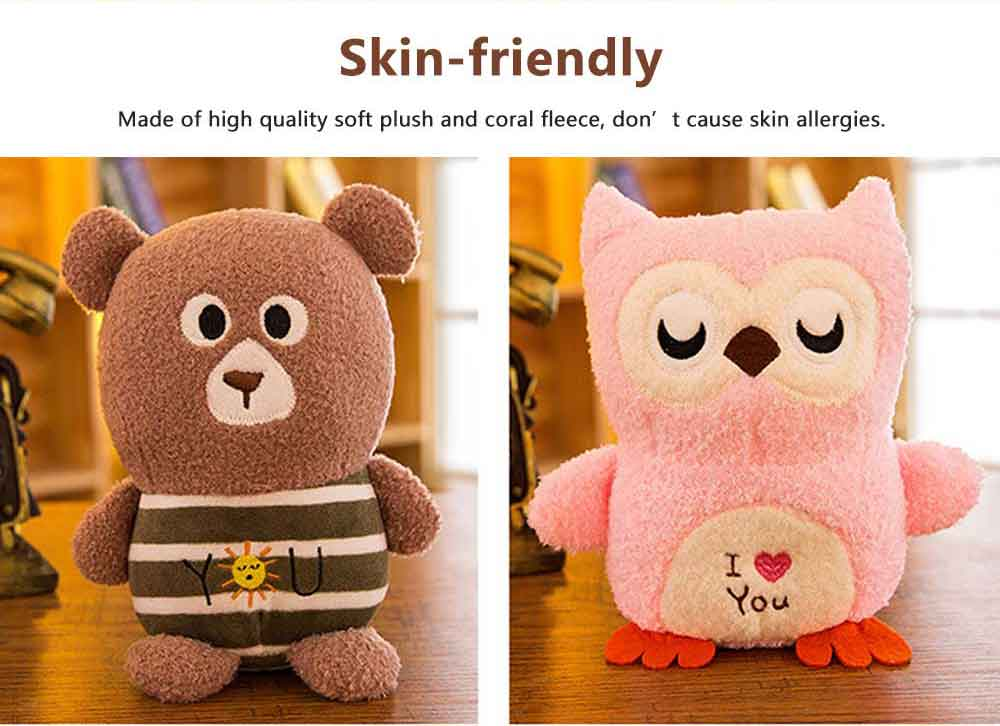 Mini Bear Grab Doll, Plush Toy Magic Craft Series Dolls, Special Gifts for Kids 4