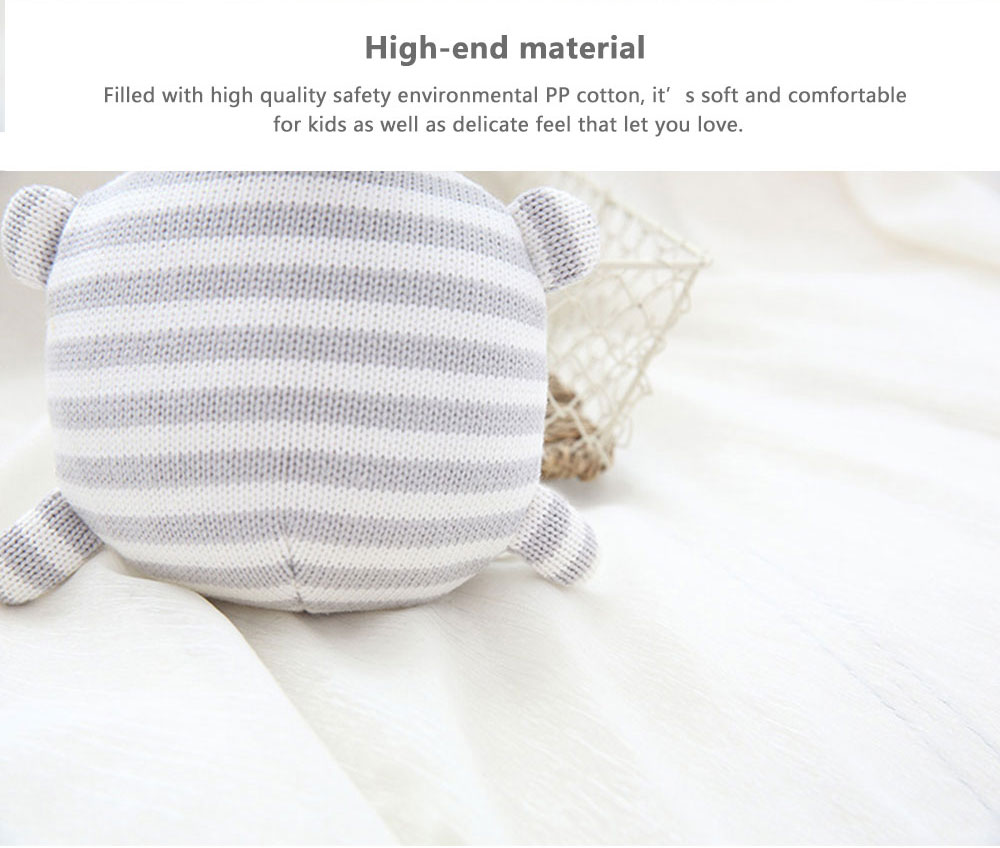 Ins New Creative Cotton Yarn Comfort Cotton Dolls For Baby Accompanying Sleeping 3