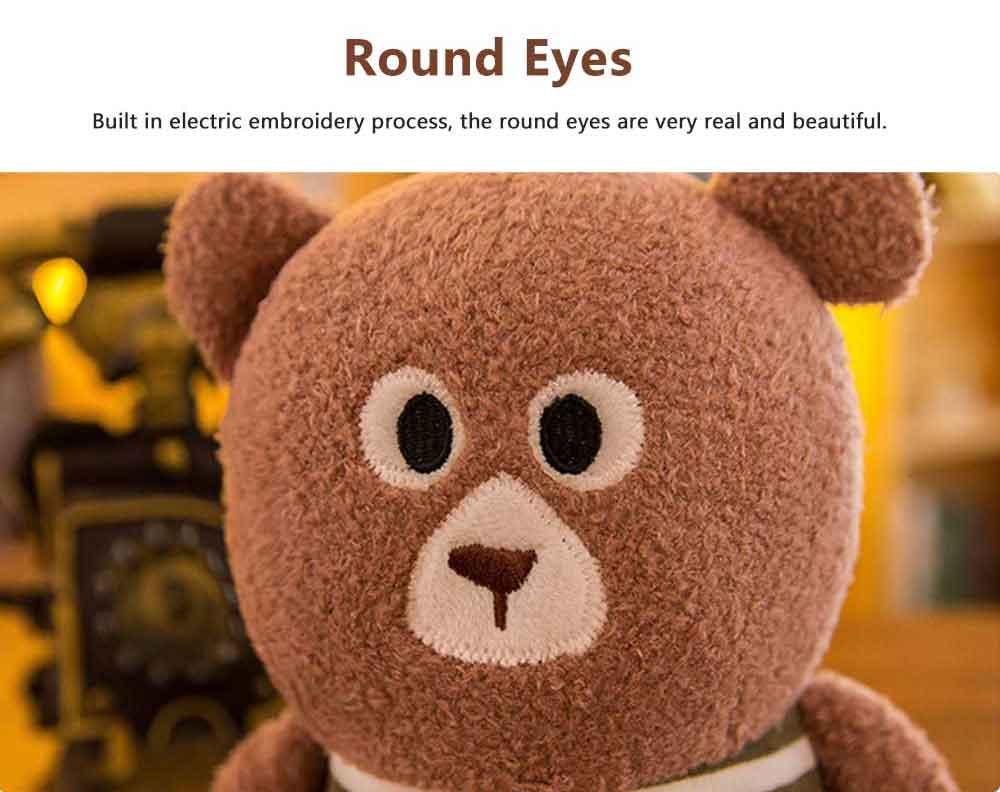 Mini Bear Grab Doll, Plush Toy Magic Craft Series Dolls, Special Gifts for Kids 2