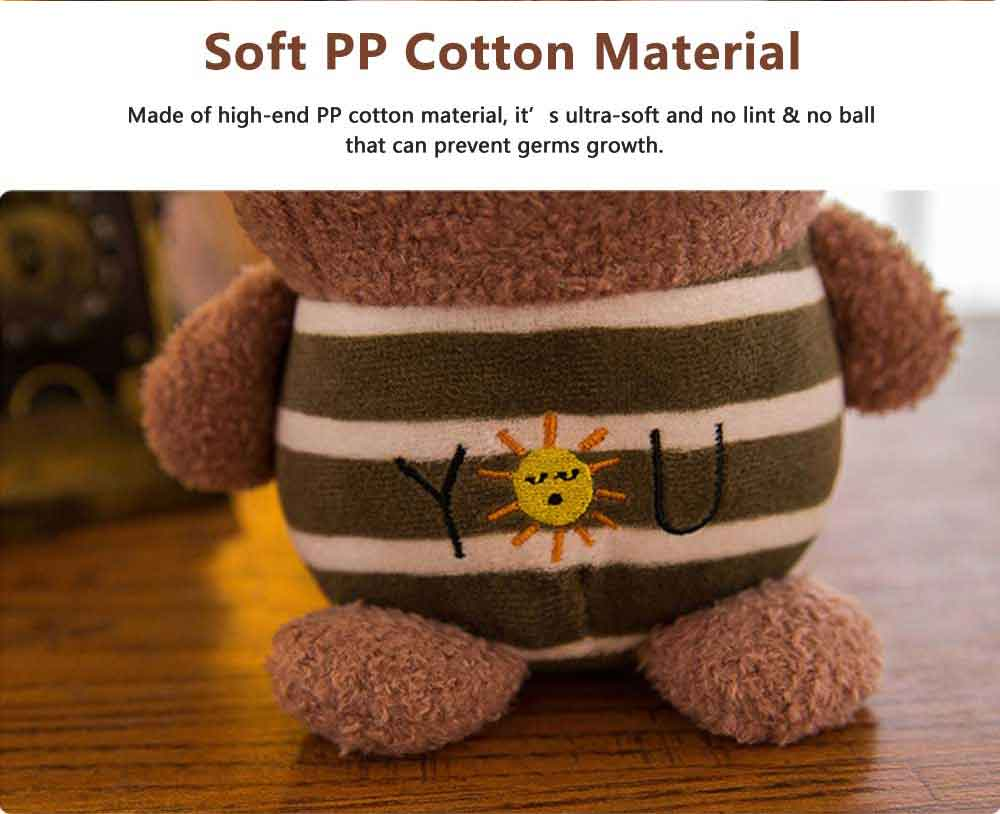 Mini Bear Grab Doll, Plush Toy Magic Craft Series Dolls, Special Gifts for Kids 3