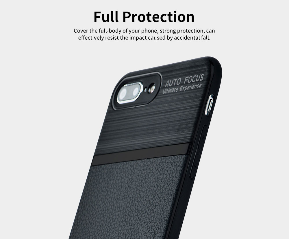Solid Color Phone Case for OPPO, Samsung, vivo, xiao mi, Soft Comfortable Shockproof Case with Full-body Protection 2
