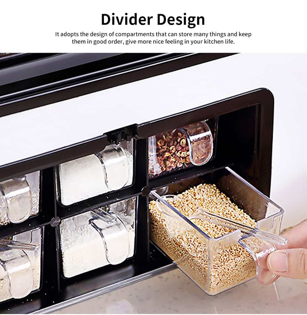 Multifunctional Tableware Storage Box, Innovative Dishware Storage Shelf 2