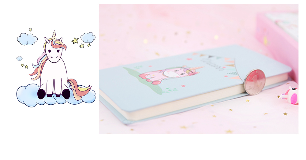 Cute Cartoon Notepads with Pen, Fancy Notepads & Pens Set Gifts for Girls 5