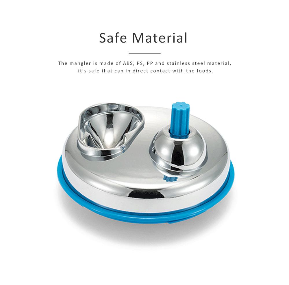 Meat Grinder Stainless Steel ABS Material Practical Slicer for Foods Cutter Multifunctional Mangler 1