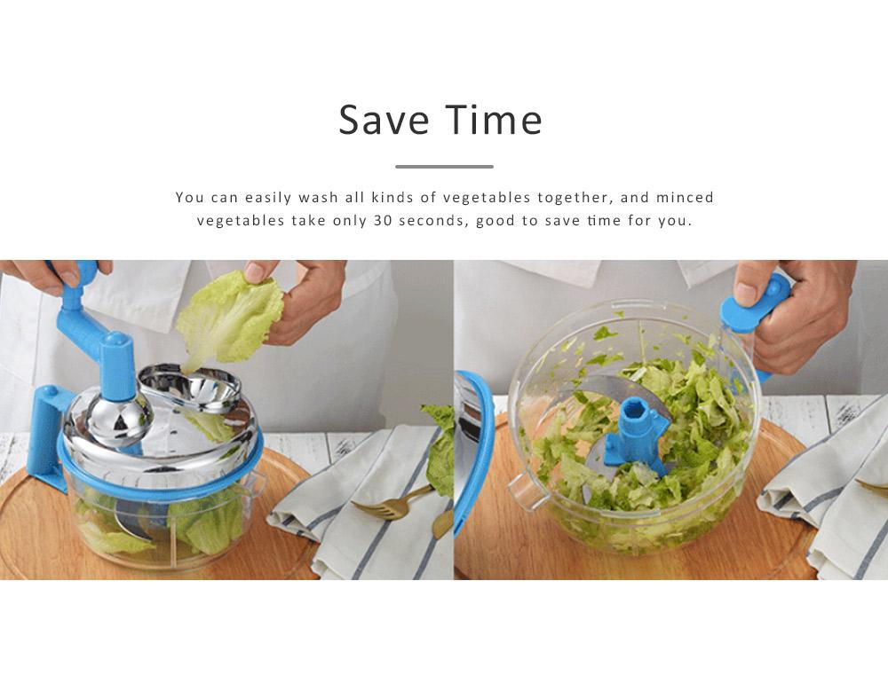 Meat Grinder Stainless Steel ABS Material Practical Slicer for Foods Cutter Multifunctional Mangler 3