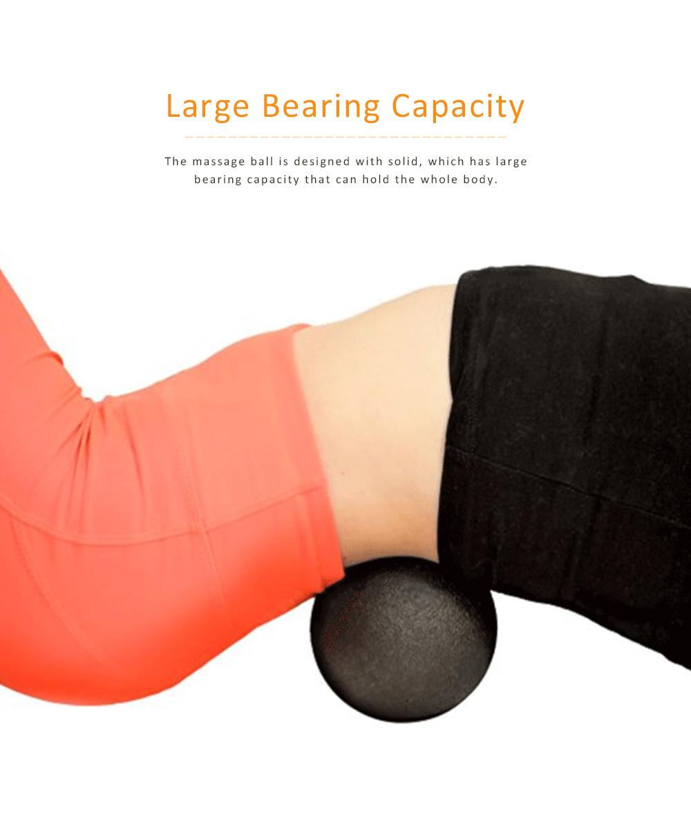 Massage Ball Peanut Shape EPP Material for Relaxing Training Body Mini Yoga Ball 3