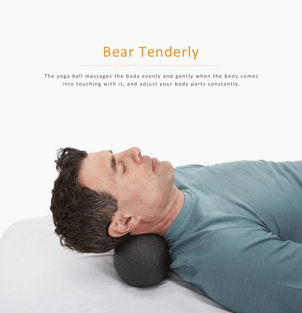 Massage Ball Peanut Shape EPP Material for Relaxing Training Body Mini Yoga Ball 4