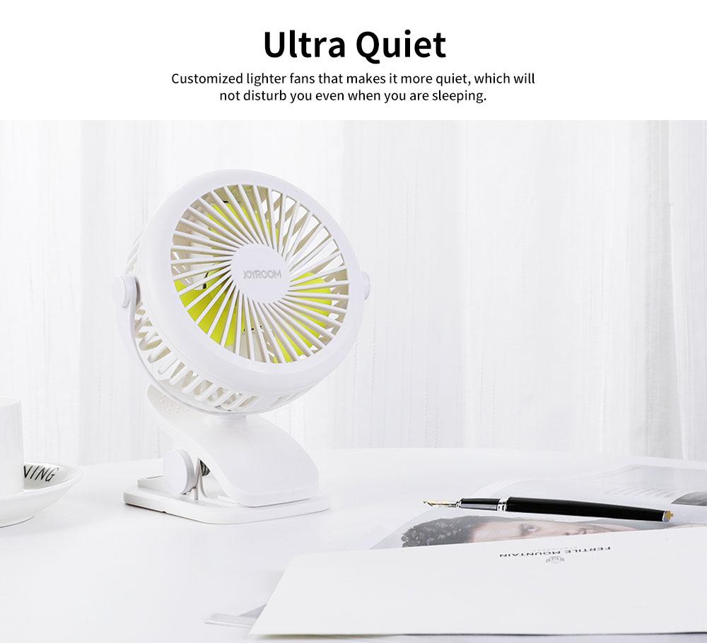 Mini Handheld USB Fan, Portable Desk & Table Fan Ideal for Home, Office, Travel, Outdoor, Bed, Laptop, Desktop 3