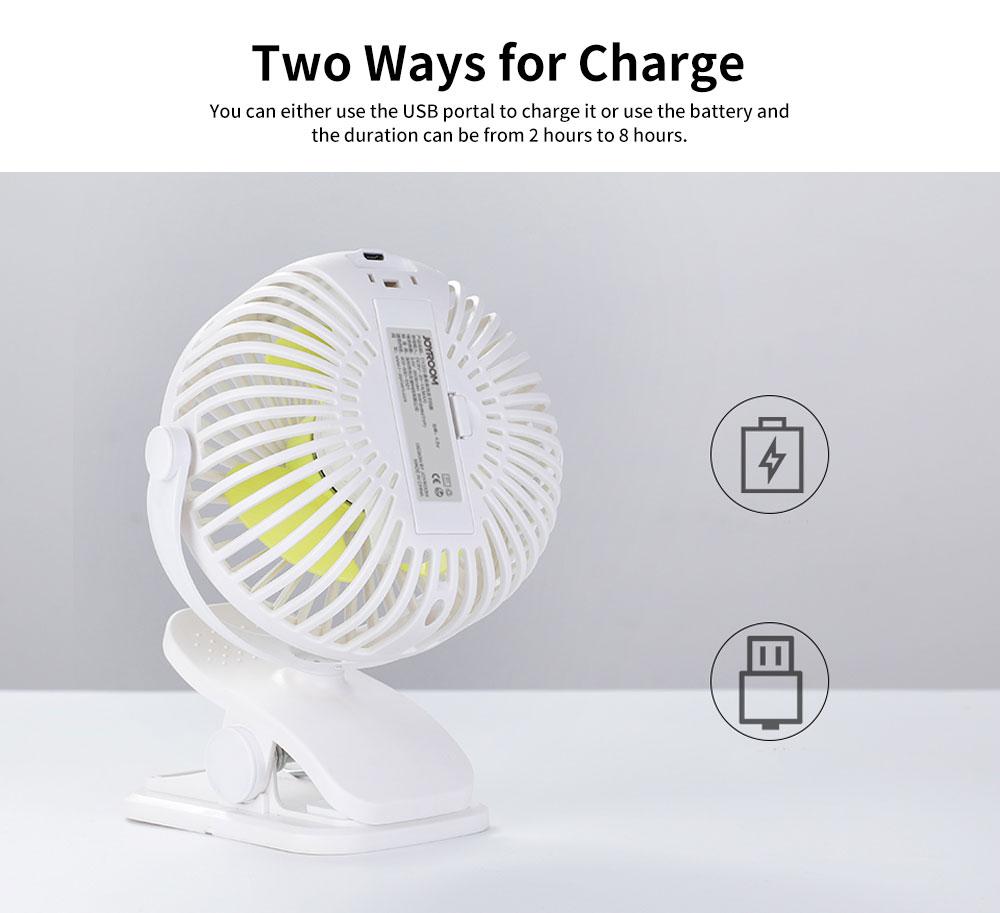 Mini Handheld USB Fan, Portable Desk & Table Fan Ideal for Home, Office, Travel, Outdoor, Bed, Laptop, Desktop 5