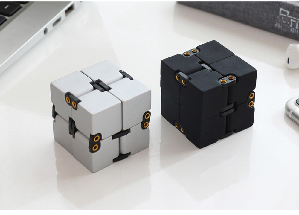 Creative Funny Multivariate Rubik's Cube Amusement Puzzle Toy, Interesting Magic Cube Gadgetry Present for Girls Boys 12