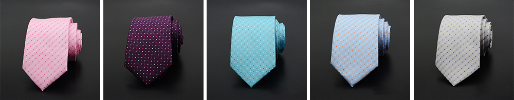 Self Tie Bow Ties for Men, Handcrafted Unique Wave Point Pattern Business Neckties for Groomsmen Gets Married, Various Styles 5