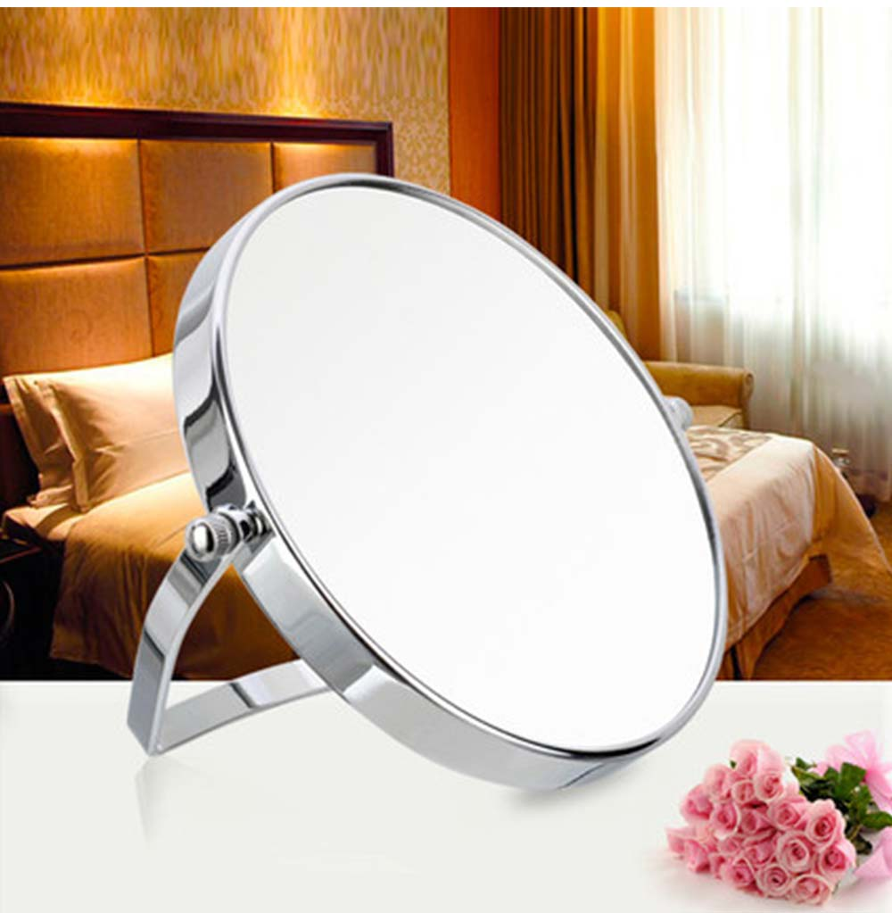 Table Cosmetic Mirror, One-Sided Makeup Mirror For Vanity, OK to Hang-up 7