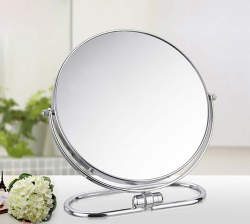 Table Cosmetic Mirror, One-Sided Makeup Mirror For Vanity, OK to Hang-up 6