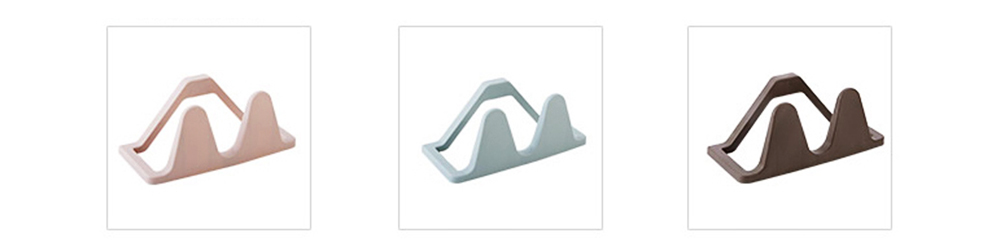 Shoes Rack Plastic Hanger Wall-mounted for Household Creative Shoes Holder 8