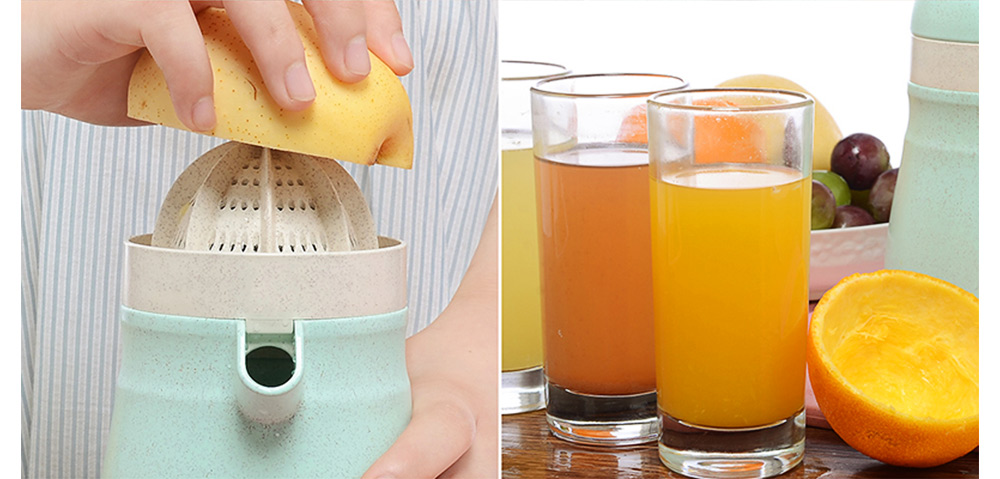 Manual Juicier Detachable Squeezer Press Fruit for Home-usage Hand-operate Juice Machine 10