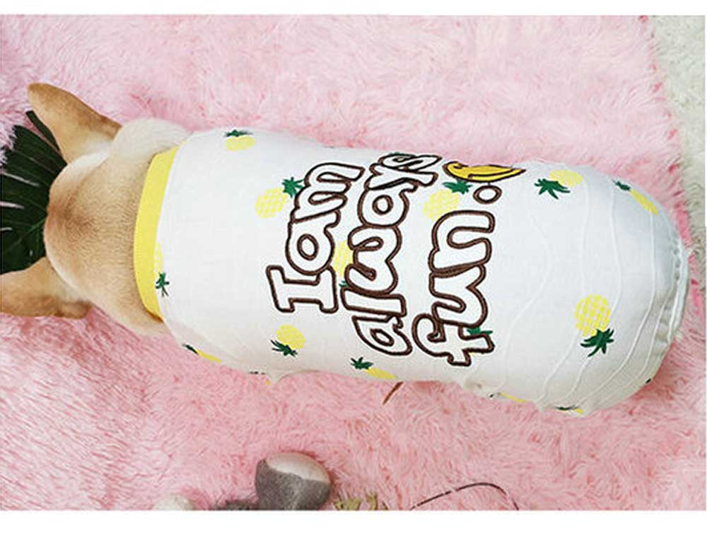 Four-legged Clothes for Small Size Dogs, Casual Dog Clothes Newly-designed for Autumn Winter 2019 Pet Clothes 6