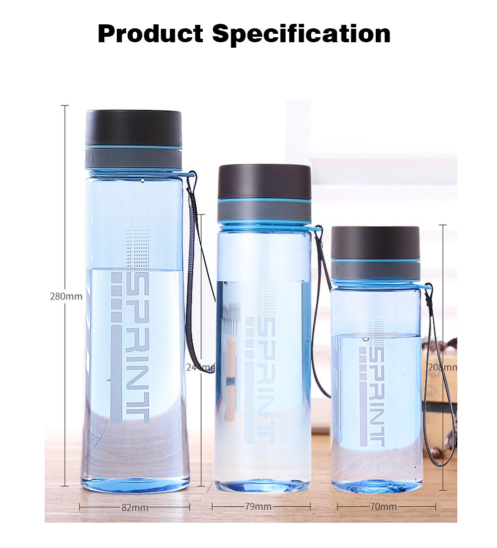 Portable Space Cup with Big Capacity for Students, 1000ml Sports Water Bottle for Outdoor Activities PC Cups 8