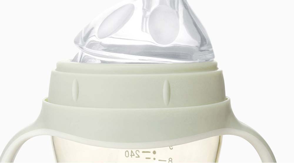 Superior PPSU Plastic Baby Feeding Bottle, Milk Feeding Bottle With Handle, Nursing Feeding Bottles with Wide Extension 11