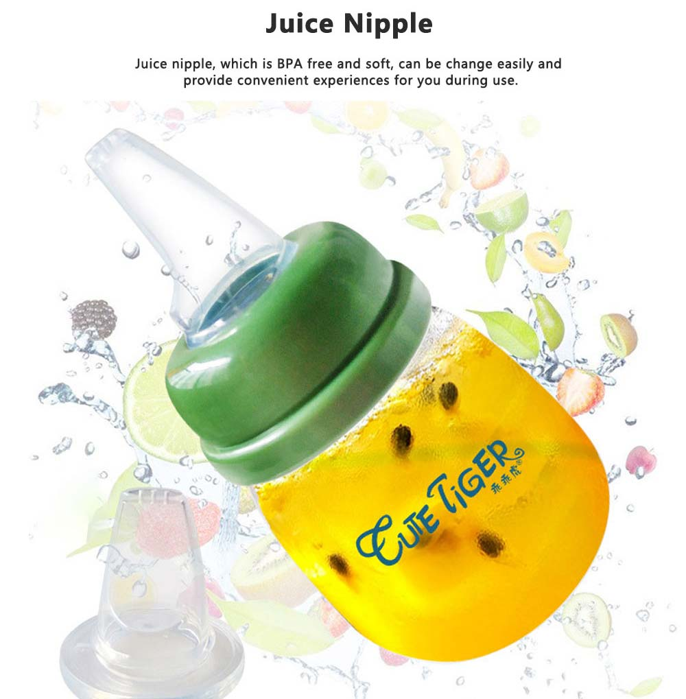 Superior PPSU Plastic Baby Feeding Bottle, Milk Feeding Bottle With Handle, Nursing Feeding Bottles with Wide Extension 5
