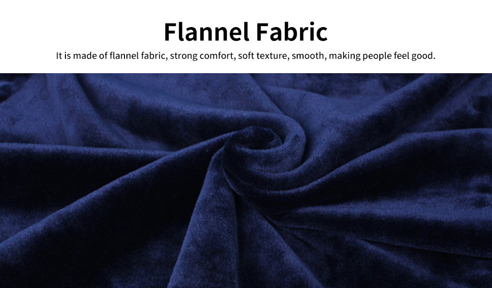 Flannel Fabric Classic Lapel Couple Pajamas, Soft and Comfortable Tracksuit Suit for Men and Women, Two-piece Suit 2