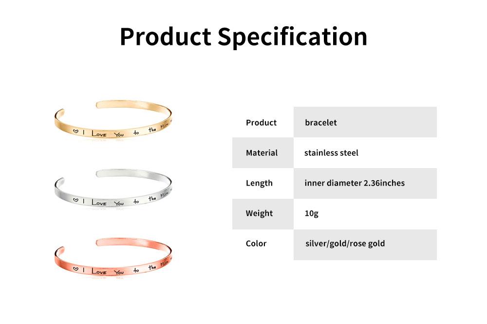 Elegant Lover Bracelets Valentines Gift For Girlfriend, Lady Heat Shape Crystal Mesh Plated Stainless Steel Women Bracelet 6